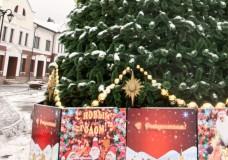 Слайд-шоу «Новый год в «Суханово Парк»»