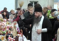 Тихая суббота в Свято-Екатерининском монастыре