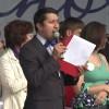 Открытие Дня Строителя в Суханово Парк