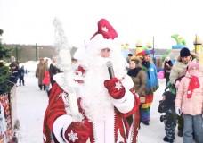 Дед Мороз приедет в «Суханово Парк» 28 декабря!