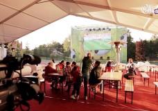 В «Суханово Парк» открыта фан-зона