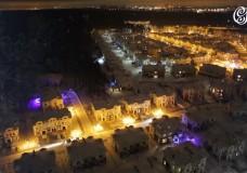 Конкурс на лучшее украшение дома в Суханово Парк к Новому году